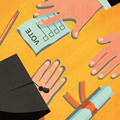 Should High School Dropouts Be Denied the Vote?
