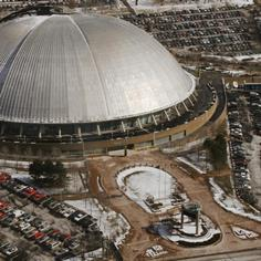 Frank Lloyd Wright's Missed Opportunity — This Famous Hockey Arena