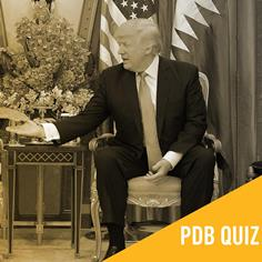 The PDB Weekly Quiz