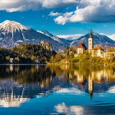 Your Summer Eurotrip Needs Slovenia's Picture-Perfect Alpine Town
