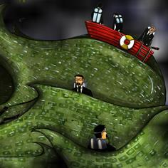 Sailing Through the Choppy Waters of the Hidden Economy