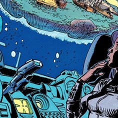 Is This the Comic That Birthed Modern Sci-Fi?