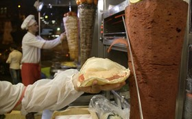 The Best Sandwich in Beirut ... Courtesy of Armenia