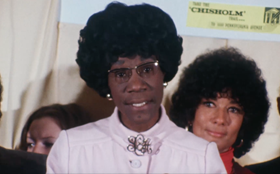 THE CONTENDERS - 16 FOR '16: SHIRLEY CHISHOLM