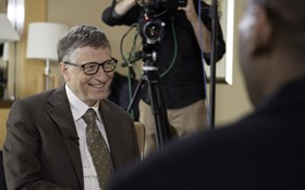 90 Seconds With Bill Gates: On Inequality