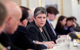 Janet Napolitano on ISIS and Future Security Threats
