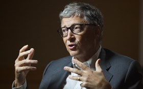 Bill Gates' 'Big Idea' on Ebola