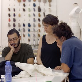 The Designer Who Opened Beirut's First Free Fashion School