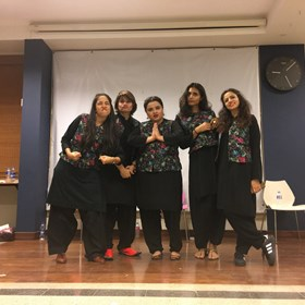 Pakistan's Trailblazing Female Comedy Troupe