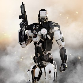 The Rise of Killer Robots: PredicTED by OZY