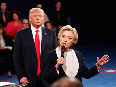 The Presidential Race: Checkmate?