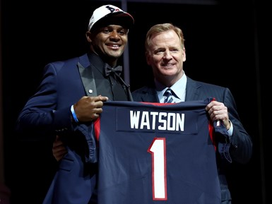 Why Deshaun Watson Could Be the Next Great NFL Quarterback