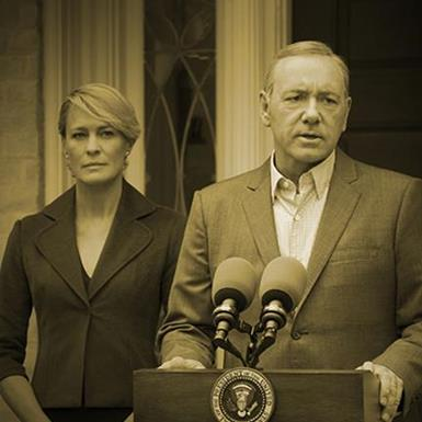 OZY Guest curator: Frank Underwood
