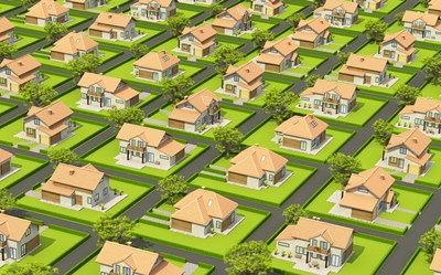The Suburbs Are Killing You