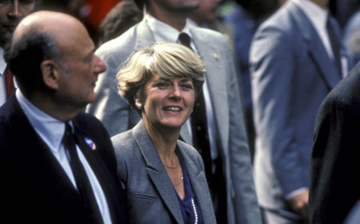 The Contenders: Geraldine Ferraro Paves the Way