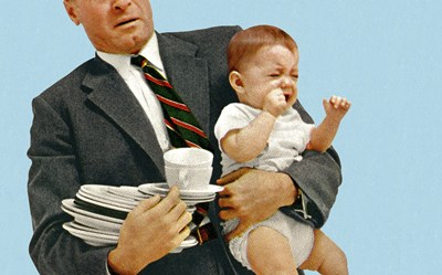 Eugenious: It's Fathering, Not Baby-Sitting