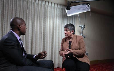 Janet Napolitano: Why Obama Over Hillary