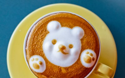 How You Can Become a Coffee Artiste, Too