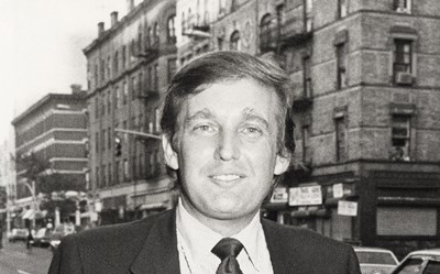 When They Were Young: Trump the 'Really Smart' College Student