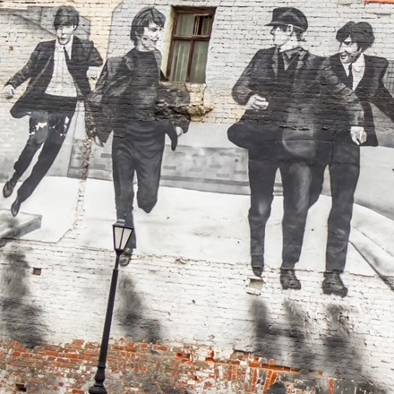 beatles shutterstock 347881877