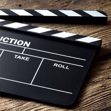 movie clapper shutterstock 259432184