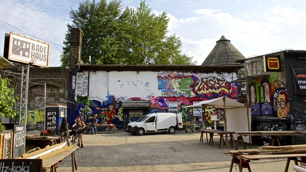 Berlin's Hot Spot That Will Keep You Up Until Dawn