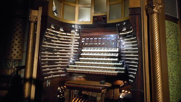 Inside the World's Largest Instrument