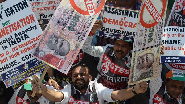 How India's Cash Chaos Is Screwing Over Their Neighbors — Oops!
