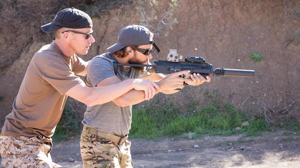 When a Former Navy SEAL Goes Hollywood