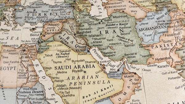 How the West Carved up the Middle East