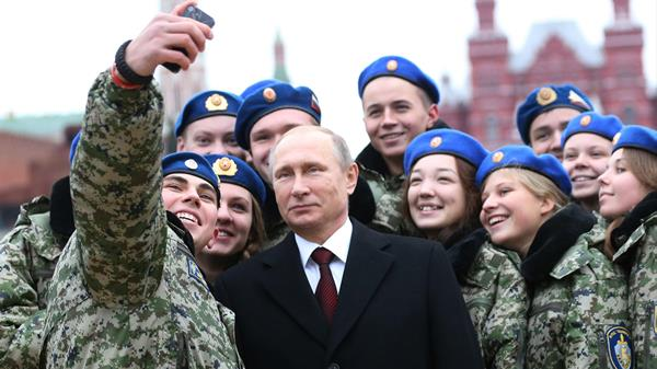 What Happens When Putin Goes — and Will He Ever?
